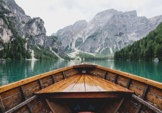 Visit to lake city