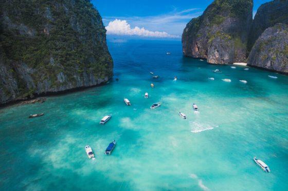 Visit Maya Bay